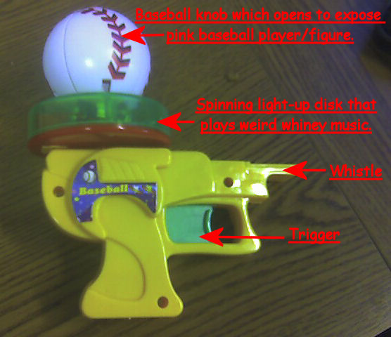Gun of Baseball